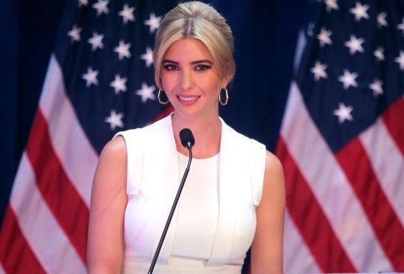 Ivanka Trump speech